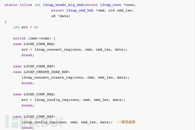 360 Vulpecker Team:BlueBorne蓝牙漏洞深入分析与PoC - FreeBuf互联网