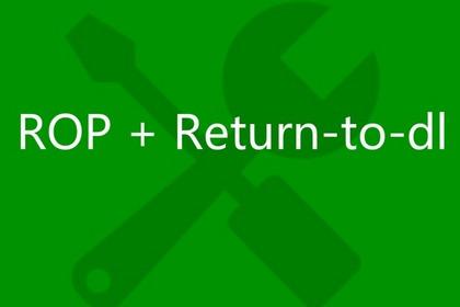 在64位系统中使用ROP+Return-to-dl-resolve来绕过ASLR+DEP
