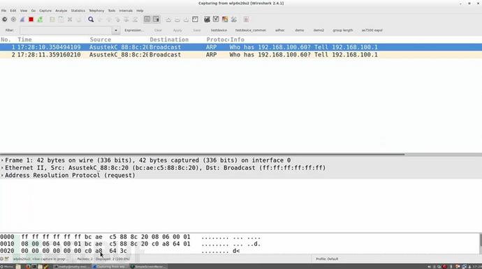 WPA2 KRACKAttacks 分析报告
