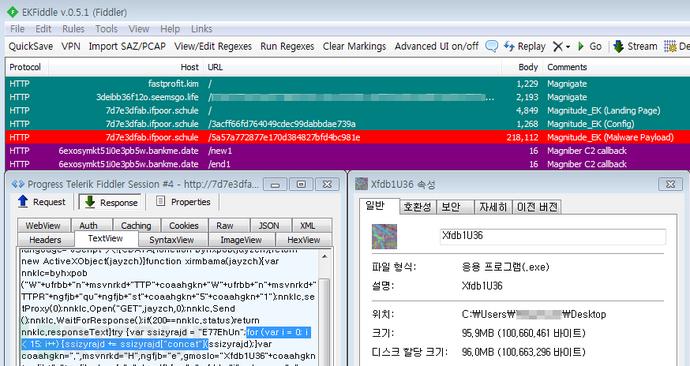 Magniber剖析:一款只以韩国为攻击目标的勒索软件
