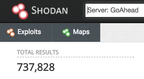 GoAhead Web Server远程代码执行漏洞分析(附PoC)
