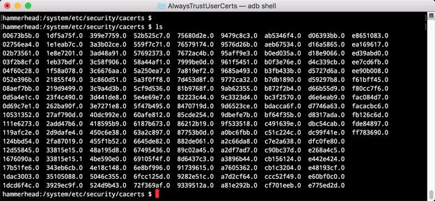 如何使用Burp和Magisk在Android 7.0监测HTTPS流量