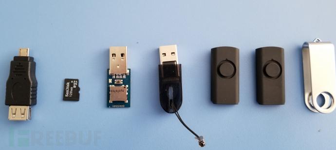 BadUSB橡皮鸭综合利用:看我如何使用橡皮鸭控制别人电脑