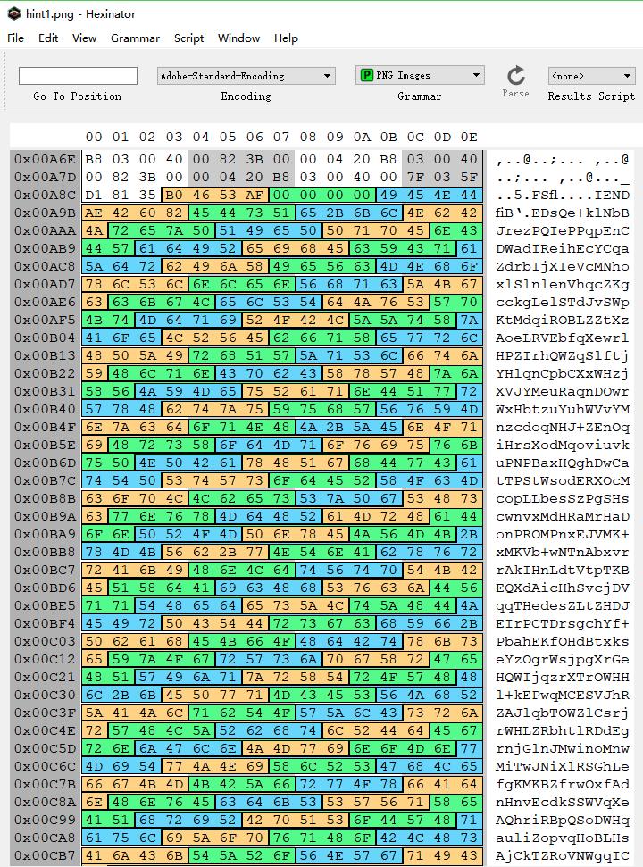 CTF中图片隐写的一些整理总结| 国光