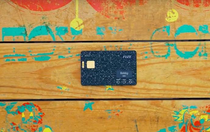 如何利用蓝牙从FUZE窃取信用卡数据