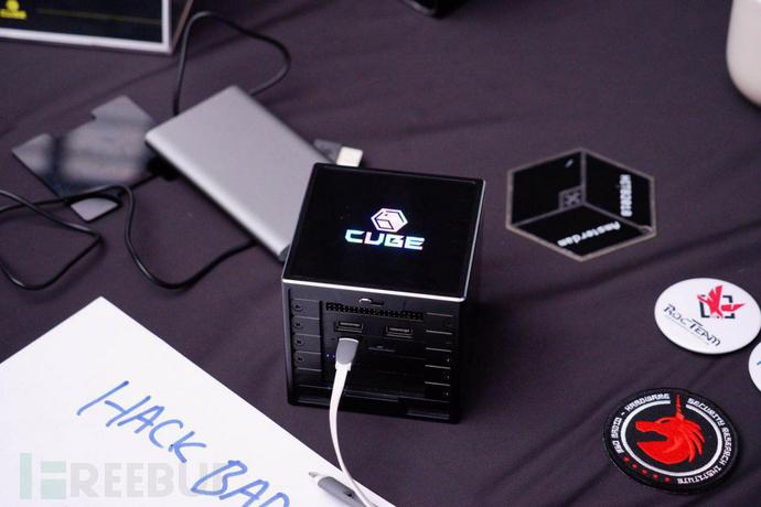 HITB 2018 | 黑客利器HackCUBE全球首秀,360鲲鹏安全团队采访实录
