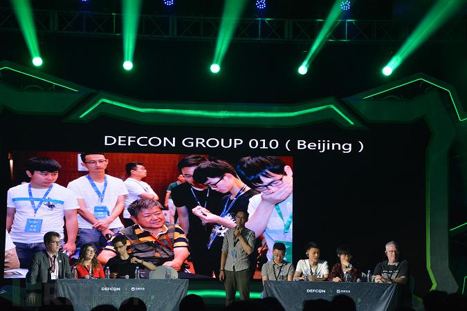 DEFCON  Groups