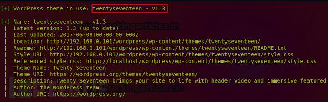 5.png如何对Wordpress站点进行安全测试