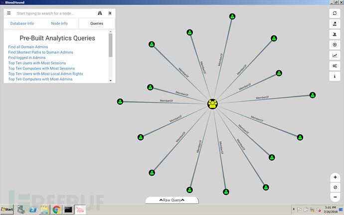 域渗透分析工具BloodHound 1.5.2的入门及实战