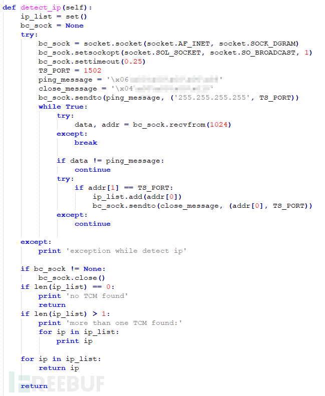 detect_ip函数