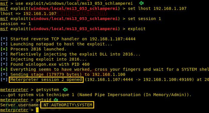 Windows内核漏洞利用提权教程