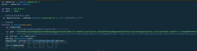 调用逻辑写入到我们自己的js文件