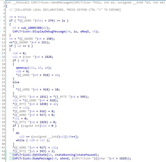 逆向tr1com.dll组件