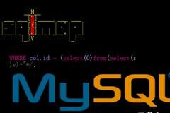Myql SLEEP函數和SQL注入