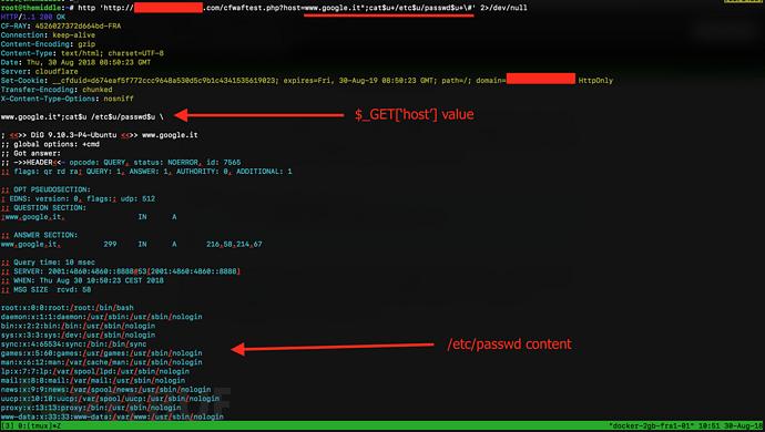 Web应用程序防火墙(WAF)bypass技术