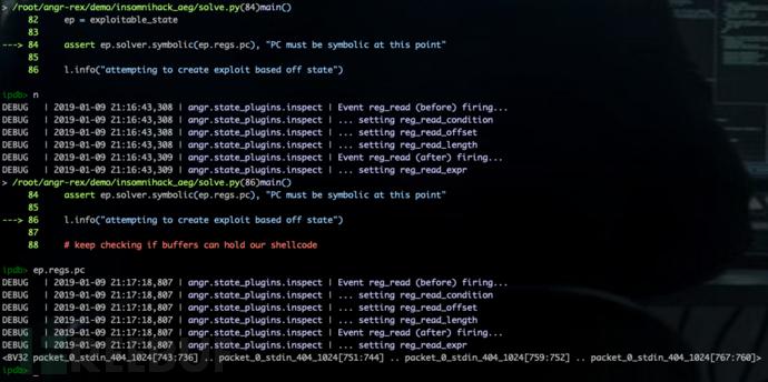 Angr AEG:堆溢出之Exploit自动生成 AEG Exploit 堆溢出 最新漏洞报告 漏洞众测平台 漏洞攻击分析 漏洞POC和EXP 系统安全解决方案 系统安全软件排行 系统安全技术 第9张