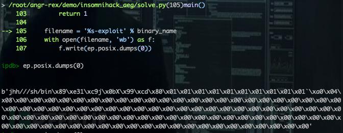 Angr AEG:堆溢出之Exploit自动生成 AEG Exploit 堆溢出 最新漏洞报告 漏洞众测平台 漏洞攻击分析 漏洞POC和EXP 系统安全解决方案 系统安全软件排行 系统安全技术 第16张