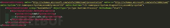 .NET高级代码审计之XmlSerializer反序列化漏洞