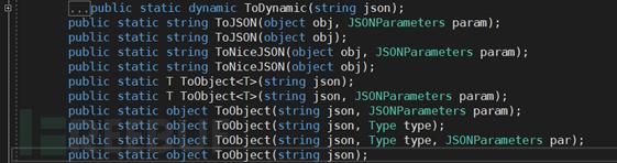 Fastjson反序列化漏洞