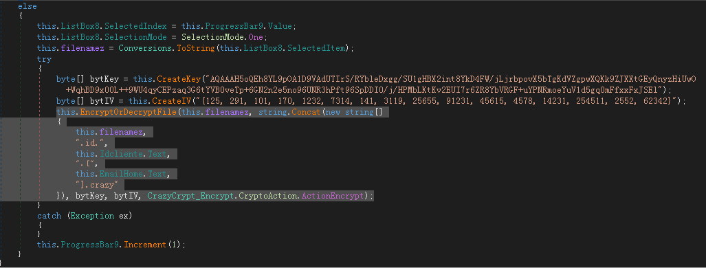 CrazyCrypt2.1勒索病毒一键解密工具!-互联网之家