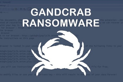 GandCrab V5.2勒索病毒针对我国政府部门,要求通过Tor浏览器支付赎金