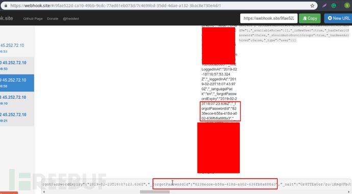 利用跨站WebSocket劫持(CSWH)实现账户劫持