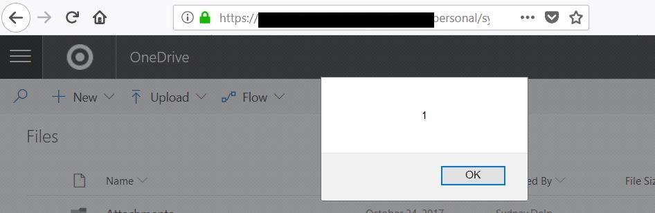 SharePoint邮件通知服务中的XSS漏洞-互联网之家
