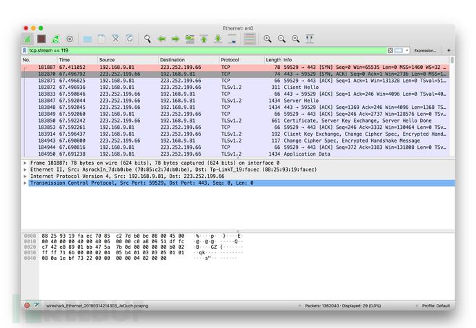 用来组流的网络数据包嗅探器:Streamdump - FreeBuf互联网安全新