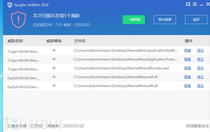 WannaMine升级到V4.0版本,警惕中招