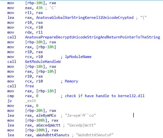 Anatova恶意软件分析-互联网之家