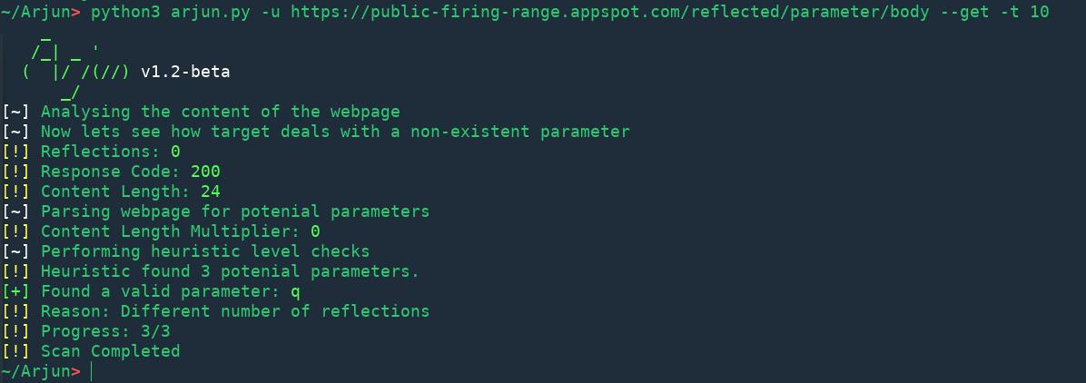 Arjun v1.3:功能强大的HTTP参数挖掘套件-互联网之家