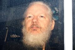 维基解密创始人阿桑奇被捕:世界将再次失去一名说真话的男人