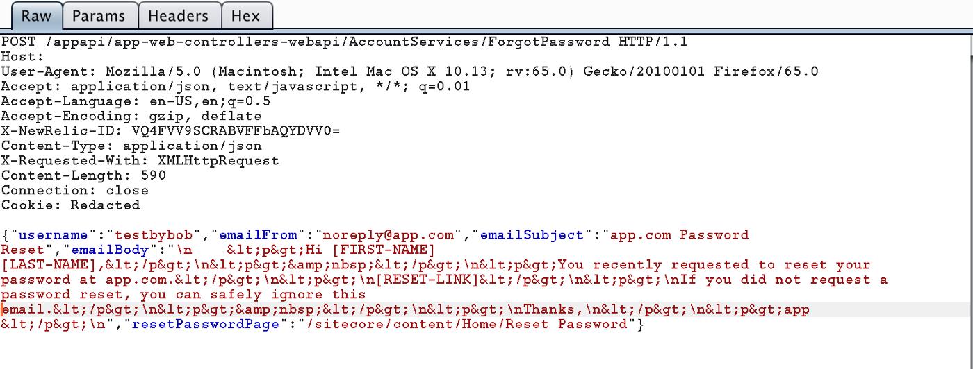 通过密码重置功能构造HTTP Leak实现任意账户劫持-互联网之家
