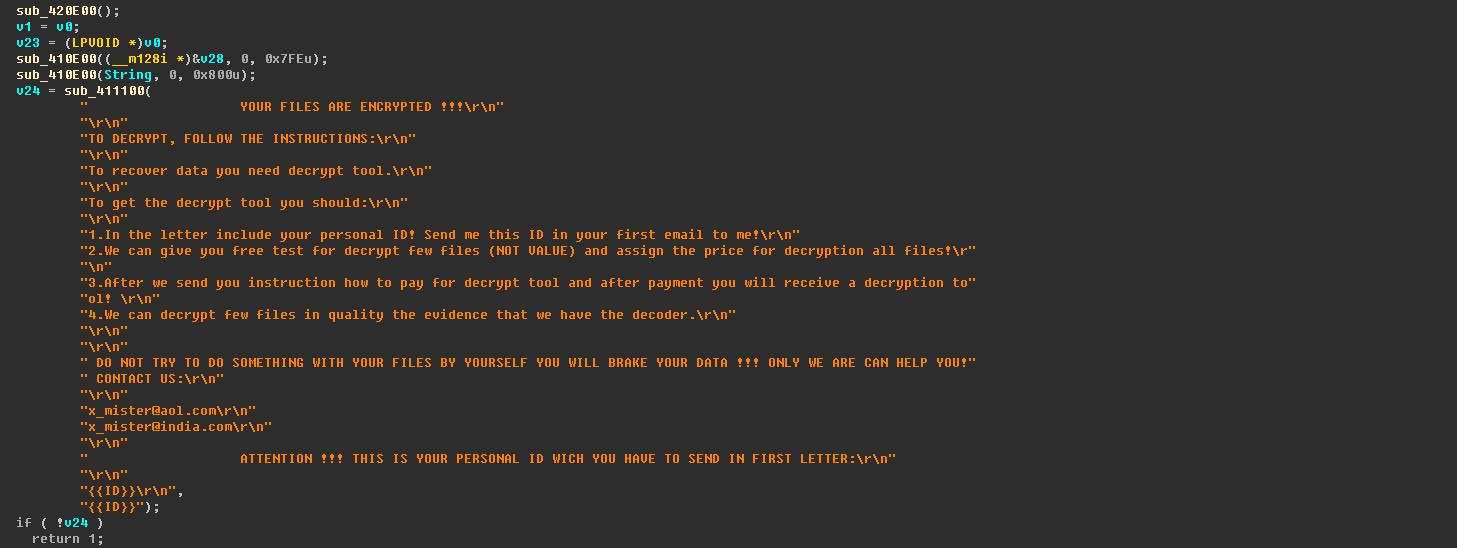 """谨防""""神秘人""""勒索病毒X_Mister的偷袭!-互联网之家"""