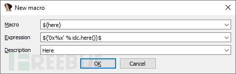 为IDA命令行模式增加宏支持功能的插件