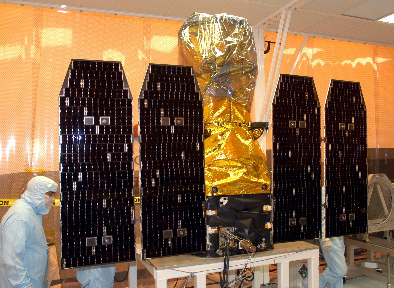 卫星安全研究有关的基础知识