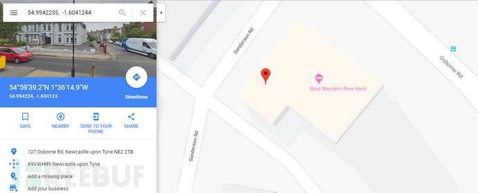 获取Facebook Marketplace卖家精确地理位置信息