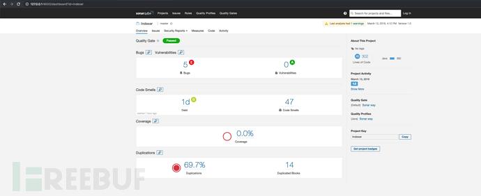 AutoSource :整合SonarQube的自动化源代码审计框架