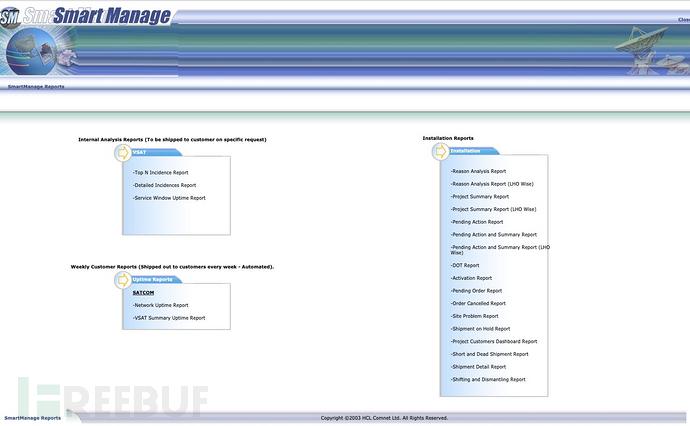 SmartManage report index.jpg