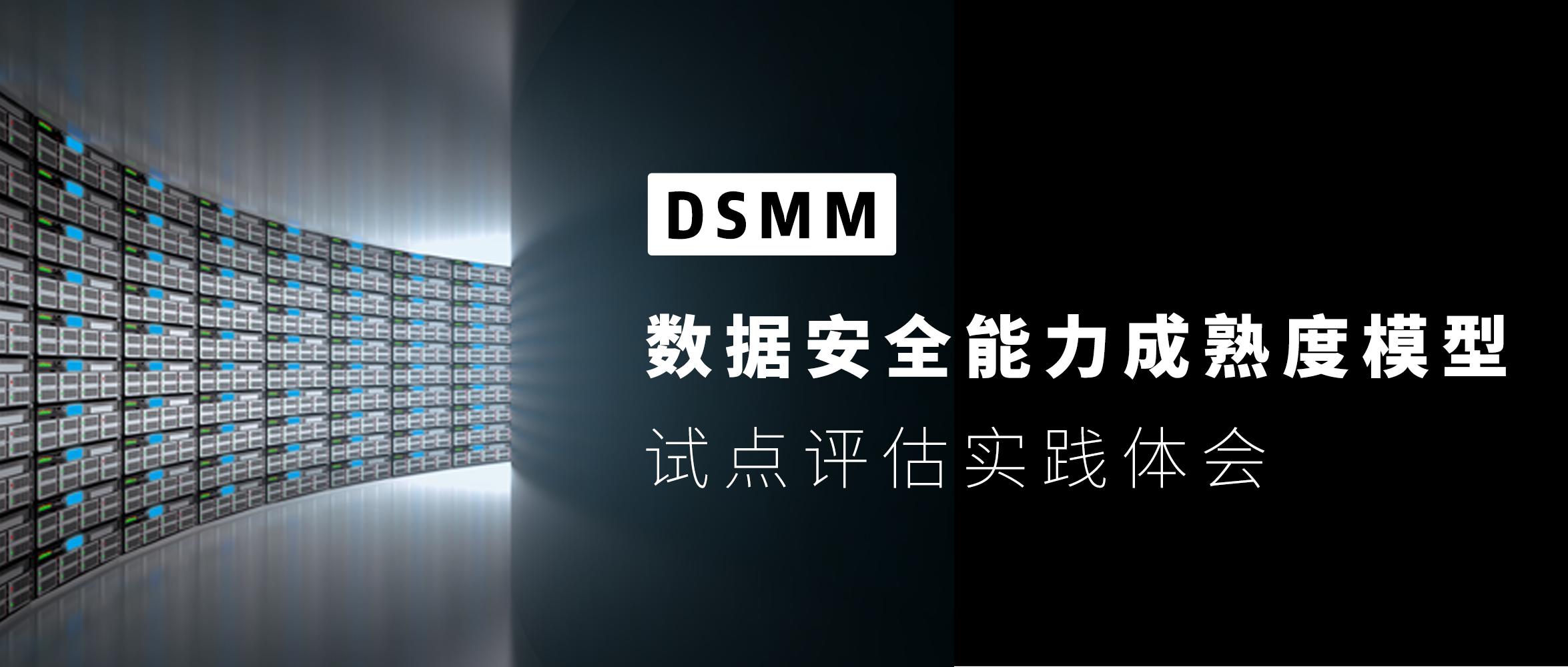 DSMM数据安全能力成熟度模型试点评估-互联网之家