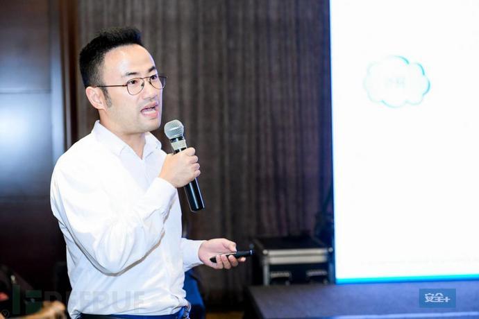 Keysight的IXIA事业部中国区销售经理 于涛.jpg