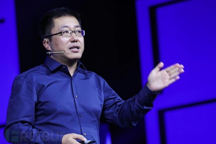 """吴云坤:数字化时代网络安全产业亟需的四个""""聚变"""""""