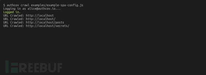 AuthCov:Web认证覆盖扫描工具